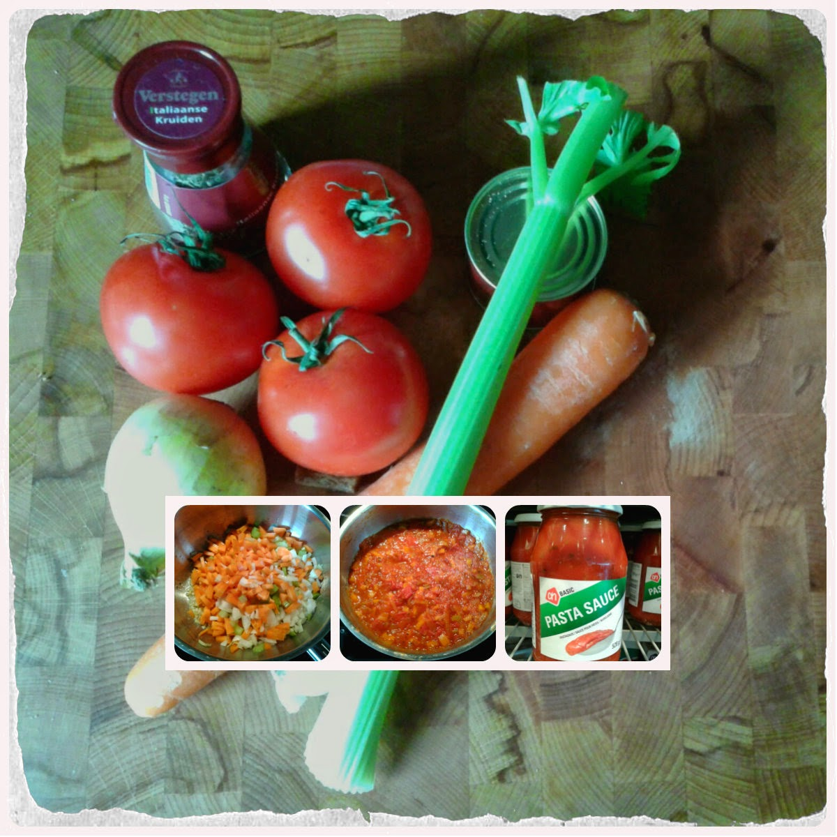 Uitdaging: Is verse pastasaus duurder dan kant en klare pastasaus?