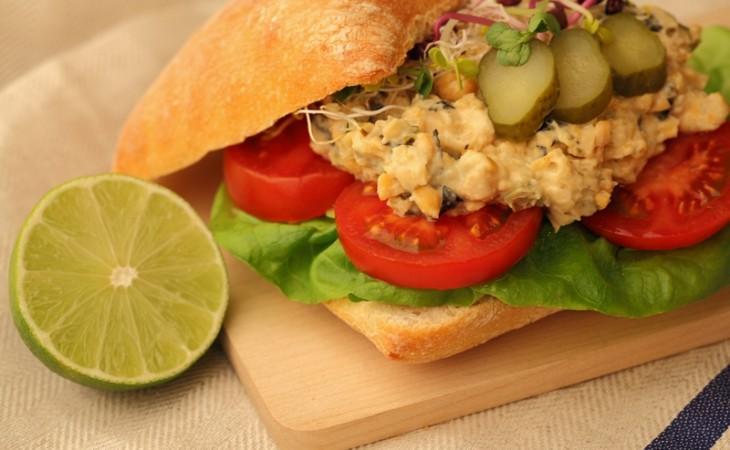 kikkererwten-salade