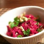 Recept: bloemkool couscous met rode bietjes