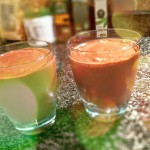 Recept: Banaan Avocado Chocolade Smoothie