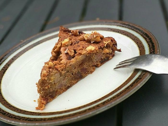 bananen-speltbrood-cake