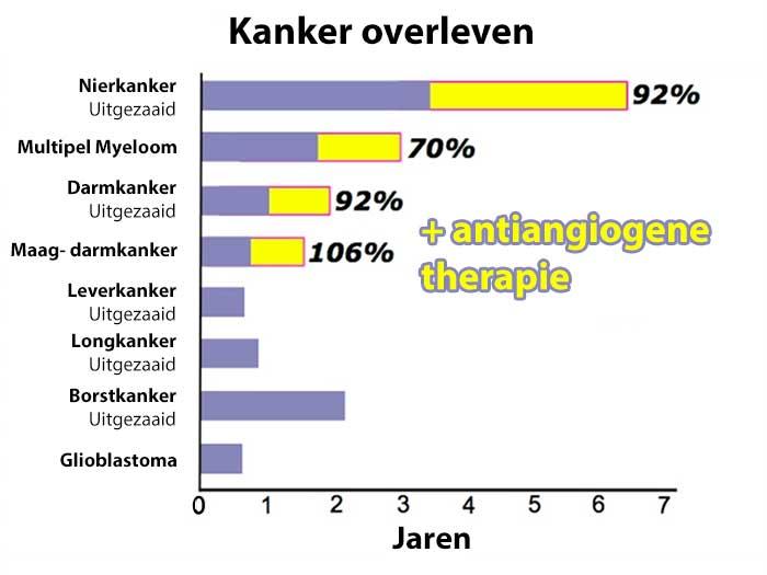 kanker-overleven-antiangiogenese-therapie