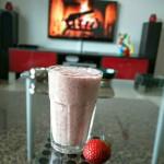 Recept: Aardbeien Banaan Smoothie