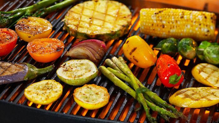 De gezonde barbecue |