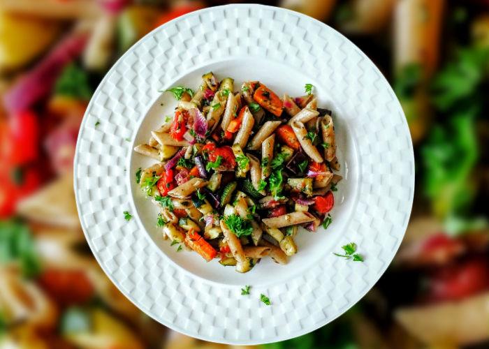 geroosterde-groenten-en-pasta