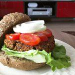 Recept: Gezonde Linzen Burger