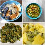 Wat eet een planteneter op een dag?