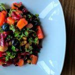 Recept: Zomer Salade met Boerenkool en Bietjes