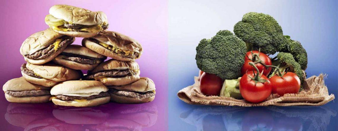 Het laatste gesprek dat je ooit nog hoeft te voeren hoe je gezond moet eten